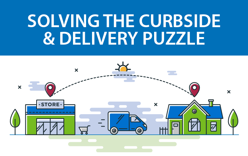 Solving the Curbside & Delivery Puzzle