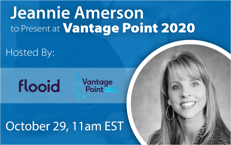 Jeannie Amerson to Co-Present at Vantage Point 2020