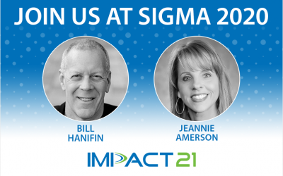 Impact 21 to Present at SIGMA 2020