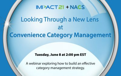 Webinar: Looking Through a New Lens at Convenience Category Management