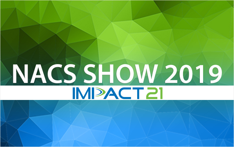 Impact 21 is Heading to NACS Show 2019
